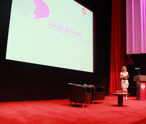 IAB Social at Heart Event